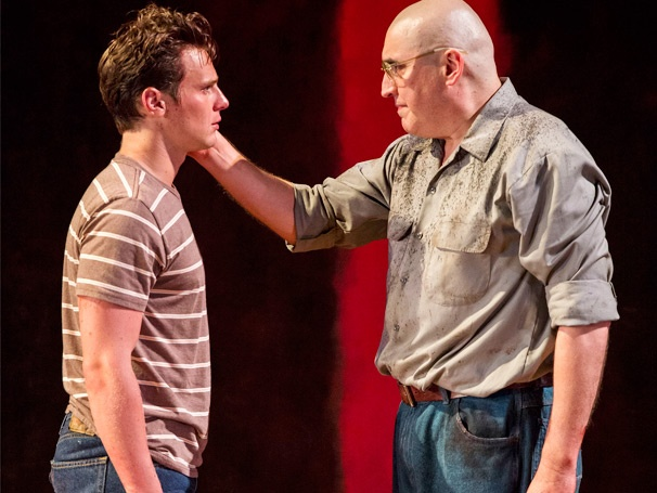 Get a Red-Hot First Look at Alfred Molina and Jonathan Groff in Red