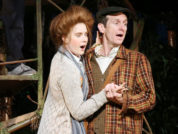 Into The Woods, Starring Amy Adams, Denis O'Hare & Donna Murphy, Extends Central Park Run