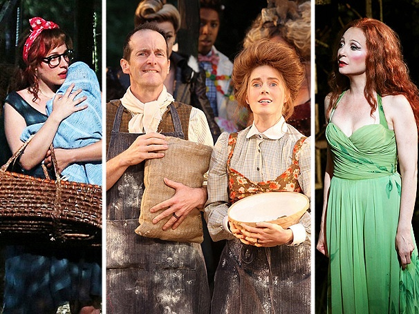 Feel Fairy Tale Magic with a Photo Peek at Amy Adams, Donna Murphy, Denis O'Hare & More in Into the Woods