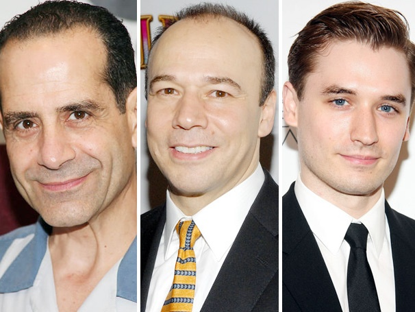 Tony Shalhoub, Danny Burstein, Seth Numrich and More Set for Broadway's Golden Boy