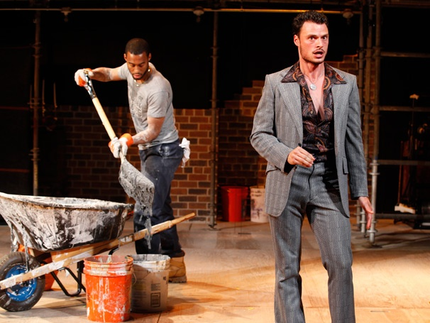 Woody Harrleson's Bullet for Adolf Extends Off-Broadway