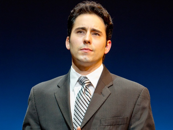 Tony Winner John Lloyd Young Confirmed to Star as Frankie Valli in Clint Eastwood's Jersey Boys Movie