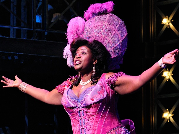 That's Rich! Newsies' Capathia Jenkins on the 'Gift' of Performing Showstopping Numbers by Oscar and Tony Winners