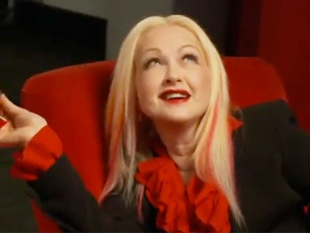 Go Inside Kinky Boots' Glamorous Photo Shoot with Cyndi Lauper, Stark Sands, Harvey Fierstein and More