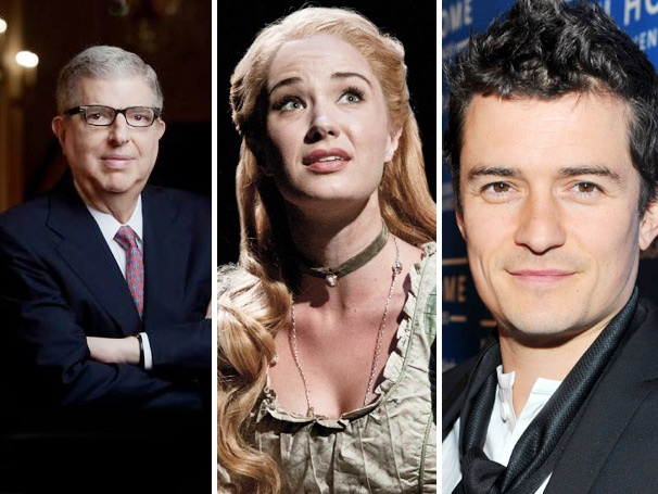 Top 10! Death of a Legend, Sierra Boggess Dish & Orlando Bloom's Broadway Dreams Among the Week's Most-Read Stories
