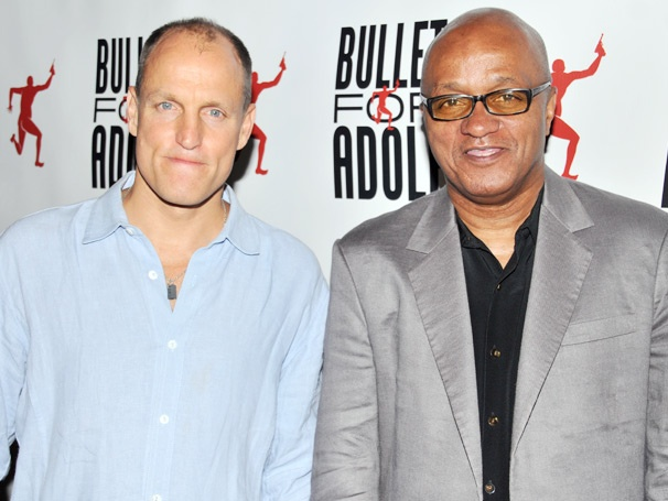 Woody Harrelson and the Cast of Bullet for Adolf Celebrate an Explosive Opening Night