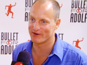 Woody Harrelson & Company Discuss Taking a Shot with Bullet for Adolf 