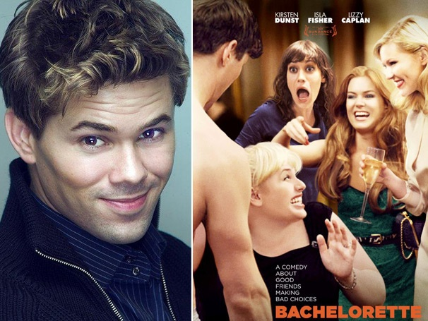 From Mormon to Stripper, Andrew Rannells Talks Taking It Off for Kirsten Dunst & Co. in Bachelorette