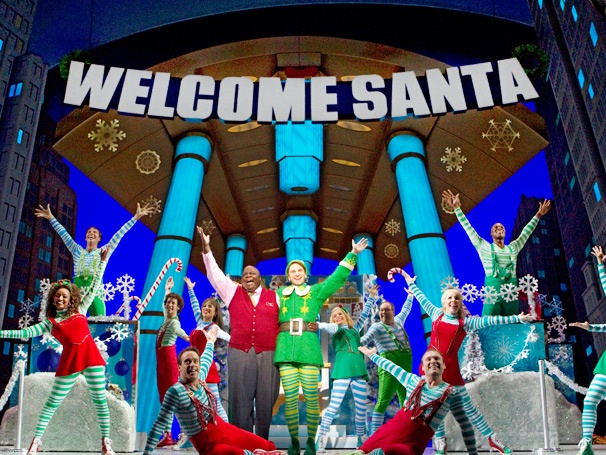 Buddy's Back! Jolly Musical Elf Returning to Broadway for the Holidays