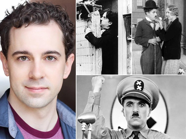 Pass the Popcorn! Chaplin Star Rob McClure Reveals His Top Three Favorite Charlie Chaplin Films