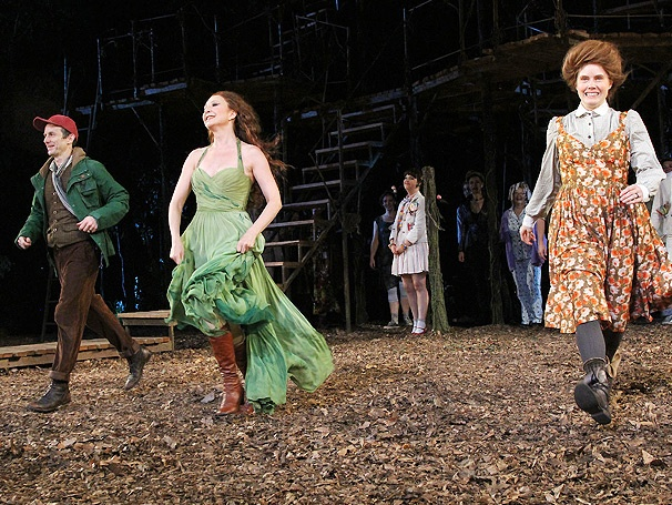 Into the Woods' Opening Night Draws Princes, Witches and Loads of Stars