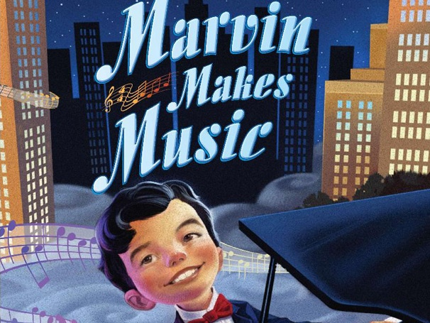 Marvin Makes Music, Children's Book By the Late Marvin Hamlisch, Due for Fall Release