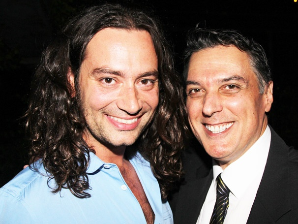 Spider-Man's Robert Cuccioli on Constantine Maroulis in Jekyll & Hyde: 'He's Going to Be Terrific'