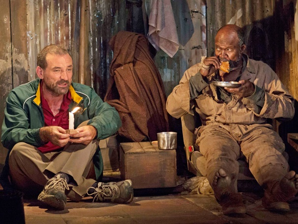 Get a First Look at Athol Fugard's South African Drama The Train Driver