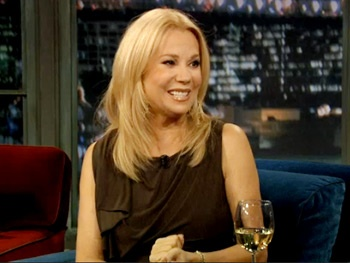 Kathie Lee Gifford Chats With Jimmy Fallon About Her New Musical Scandalous, the 'Brilliant' Carolee Carmello and Feeling 28