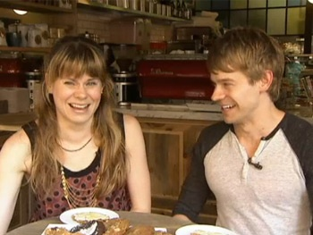 Dynamic Duo! Siblings Celia and Andrew Keenan-Bolger Discuss Starring on Broadway in the Same Season