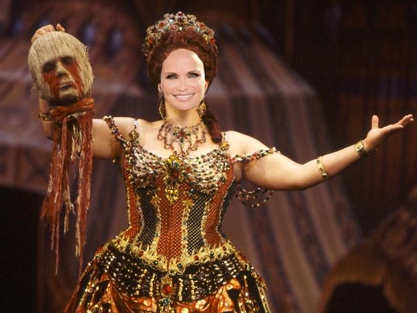 Kristin Chenoweth phantom of the opera