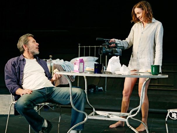 Sam Shepard's Heartless, Starring Gary Cole and Julianne Nicholson, Opens Off-Broadway 