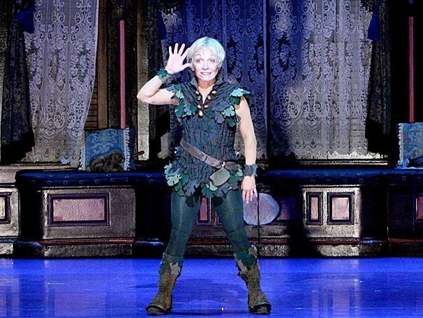 National Tour of Peter Pan Starring Cathy Rigby Flies Into Tempe