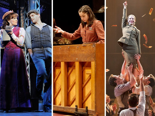 Newsies, Once, Evita and More Among Nominees for Artios Casting Awards