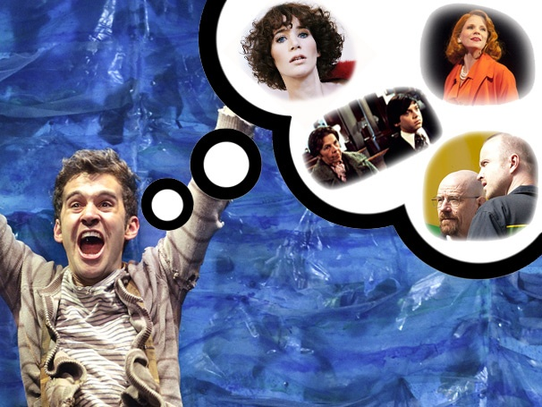 Peter and the Starcatcher's Adam Chanler-Berat Shares His Obsession With Breaking Bad, Bicycling After Dark & More
