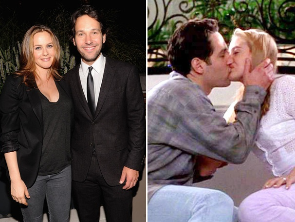 Grace's Paul Rudd 'Excited' to Welcome Clueless Co-Star Alicia Silverstone to Broadway in The Performers