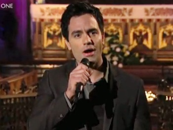 Watch Les Miz Alum Ramin Karimloo Sing 'Bring Him Home' on BBC's Songs of Praise