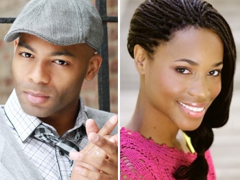 Brandon Victor Dixon and Valisia LeKae to Lead Motown Musical at Lunt-Fontanne Theatre