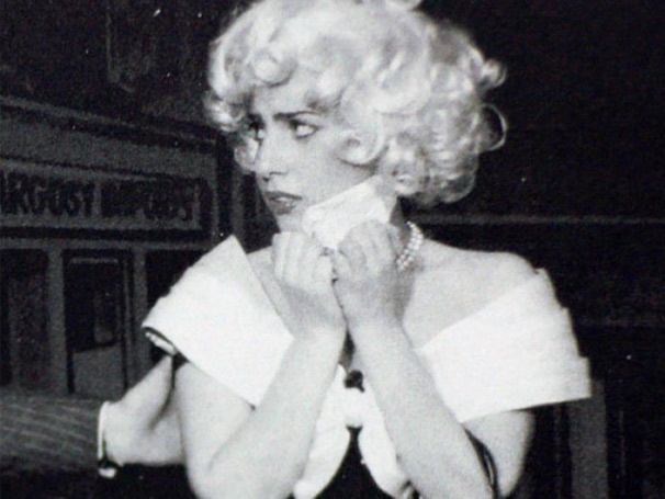 Adelaide's Lament! Lady Gaga Tweets a Photo of Her High School Star Turn in Guys and Dolls