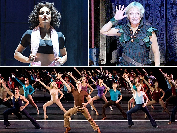 St. Louis' 2012-2013 Broadway Season Will Feature Flashdance and Peter Pan
