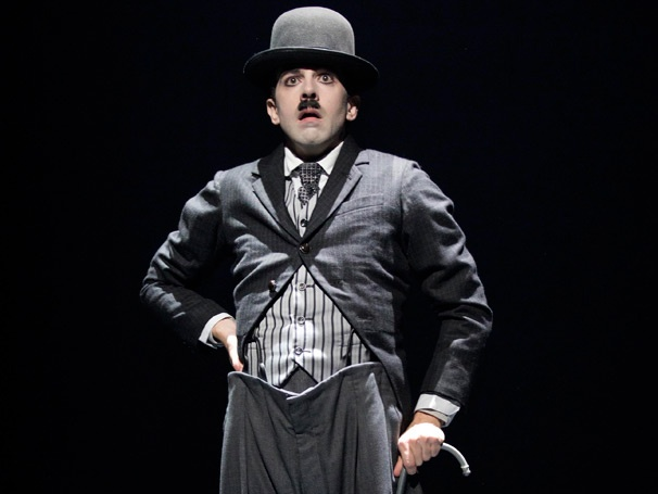 Bravo, Little Tramp! Chaplin Star Rob McClure Wins 2012 Clive Barnes Award