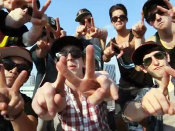 Newsies Got Swag! Watch Ryan Breslin and the Newsies Crew's New Rap Music Video