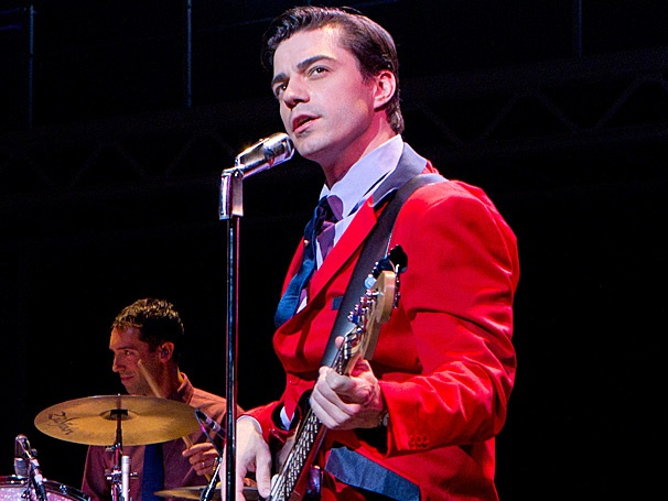 Jersey Boys Tour Star Brandon Andrus Talks 'Transporting' Audiences and Meeting with an Original Member of the Four Seasons