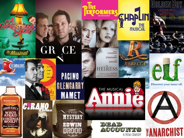 Weekend Poll: Which New Broadway Show Are You Most Excited to See This Fall?