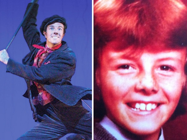 Mary Poppins Star Gavin Lee Remembers 'The Walk of Shame,' Dull Teachers and His Own Geeky Moments