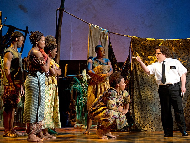 Hello! National Tour of The Book of Mormon Opens in Portland