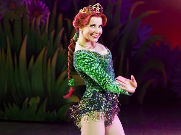 Carley Stenson on Hopping from Elle Woods to Princess Fiona in London's Shrek the Musical