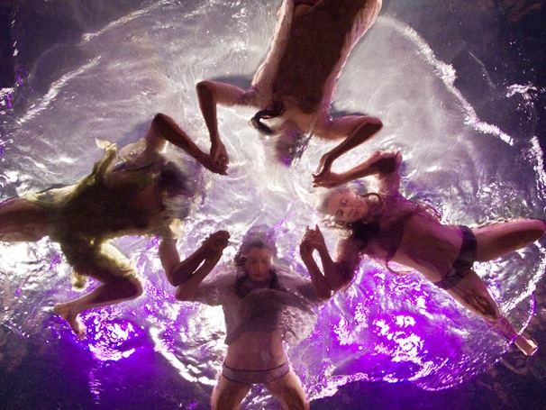 Off-Broadway Spectacle Fuerza Bruta: Look Up Sets Closing Date