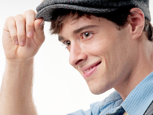 Extra! Extra! Newsies Leading Man Corey Cott Is Broadway.coms Newest Video Blogger