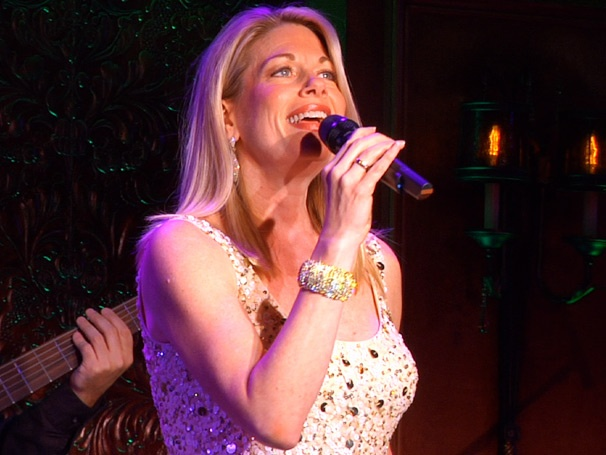 Watch Broadway Diva Marin Mazzie Get Frisky In Her New Act at 54 Below