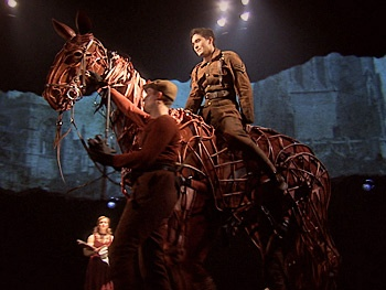 Watch Creators and Audience Members Describe the Magic of War Horse