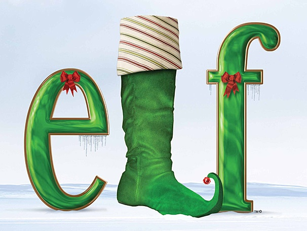 Buddy's Back! Christmas Musical Elf Returns to Broadway