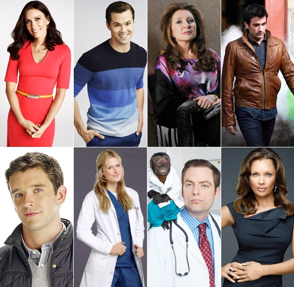 Fall TV Preview! Catch Laura Benanti, Andrew Rannells and More Stage Stars on the Small Screen