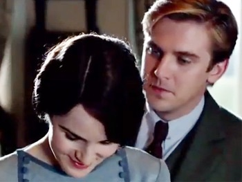 Watch The Heiress Star Dan Stevens in Season Three Trailer of Downton Abbey