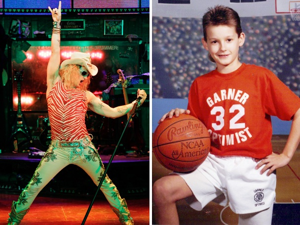 Rock of Ages Star Jeremy Woodard Reflects on His 'Awkward' School Days in Air Jordans