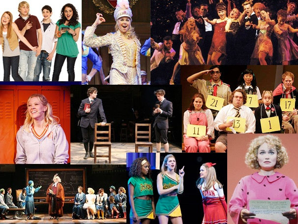 Weekend Poll: Which Back-to-School Broadway Musical Is Your Favorite?