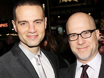 Jujamcyn Theatres Owner Jordan Roth and TV Producer Richie Jackson to Wed on a Broadway Stage
