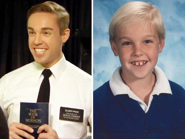 Book of Mormon Star Nic Rouleau on His 'Husky' School Days and Getting Made Fun of by His Mom