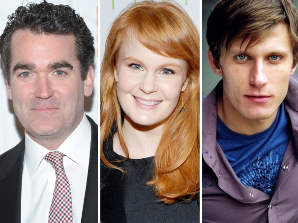 Brian d'Arcy James, Kate Baldwin, P.J. Griffith and More to Headline Giant at the Public Theater