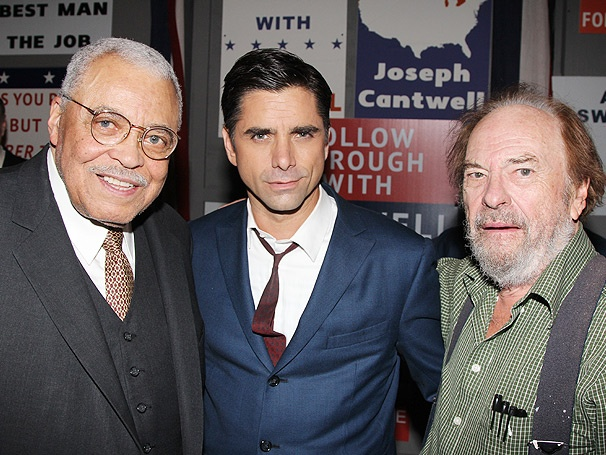 Farewell, Mr. President! The Best Man Stars James Earl Jones, John Stamos & More Take Their Final Bows